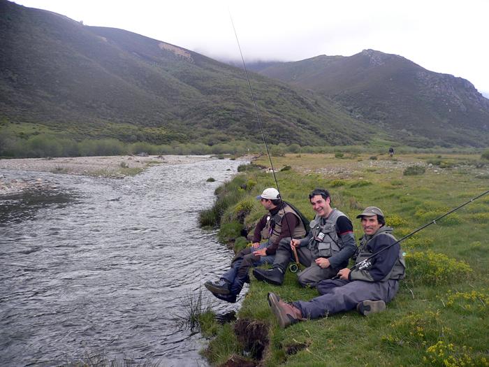 La pesca como preparar los macarrones