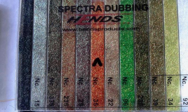 dubbing spectra hends