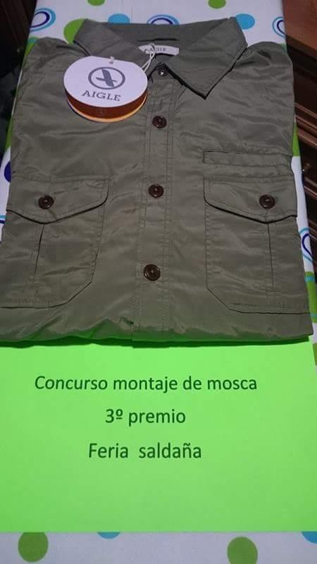 camisa feria de Saldaña